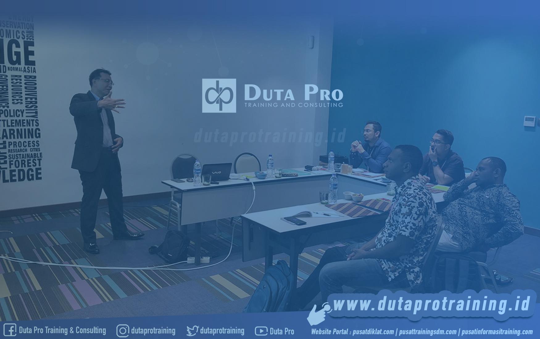Duta Pro Training Galeri Website sdm