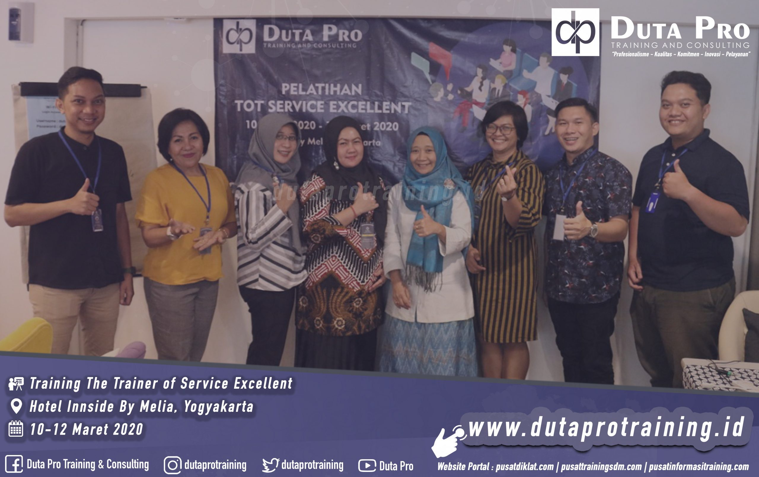 Training The Trainer of Service Excellent Yogyakarta Galeri Website scaled 2559x1609 - Training Risk Profiling and Reporting