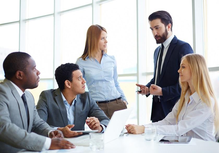 Training Powerfull Communication using NLP
