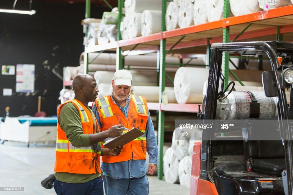 Training Basic of Inventory Management & Warehouse Management