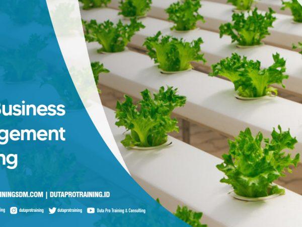 Agri Business Management Training 2